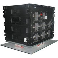 DDS High Power Full Band Vehicle Military Convoy Protection Roof Mounted Jammer System 25-6000MHz