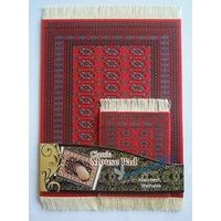 oriental persian rug mouse pad