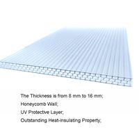 Honeycomb Polycarbonate Sheet thumbnail image