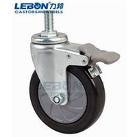 High Quality Pu Wheel Caster