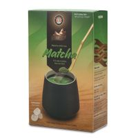 Rexsun - 3 in 1 milk matcha green tea powder