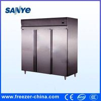 Three Big Door Commercial Fish Storage Freezer thumbnail image