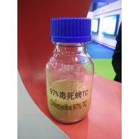 Chlorpyrifos 97% TC, 480g/l EC,25%ME, 30%CS