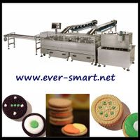 Double Color Sandwiching Machine
