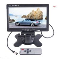 "7"" TFT LCD Color HD Screen Display Monitor"