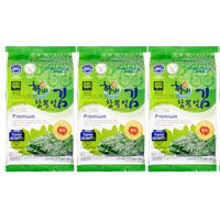 3 mulberry leaf lunch bags 4g