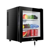 Glass Door Mini Refrigerator for Hotel