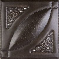 leather carving panel