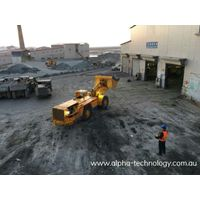 Remote Control Mining Equipment Load-Haul-Dump Loaders