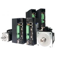 High Performance QX Series Servo Driver for CAN Communication LE