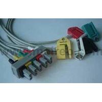 Philips Clip Type ECG lead wire