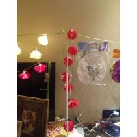 supply paper/fabric lanterns for christmas decoration thumbnail image