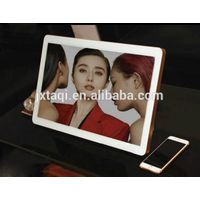 21.5 Inch Industrial Touch monitor touch screen with P-Cap 10 Points