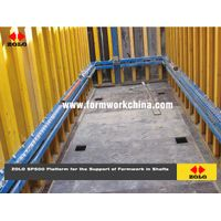 Zolo Platform for the Support of Formwork in Shafts thumbnail image