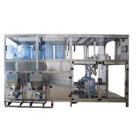3/5 Gallon bottle washing-filling-capping machine XG series