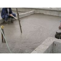 Light concrete filling construction