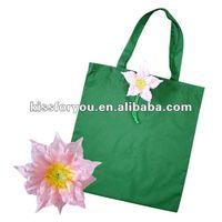 2012 New Style Polyester Shopping Bag Foldable thumbnail image