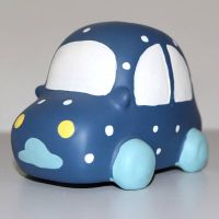 Novelty Car Shape Ceramic Saving Box