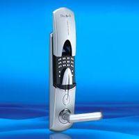 fingerprint/biometric door lock ,keyless door lock | security door lock#6600-113 thumbnail image