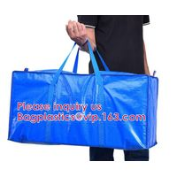 PP WOVEN SHOPPING BAGS, WOVEN BAGS, FABRIC BAGS, FOLDABLE SHOPPING BAGS, REUSABLE BAGS, PROMOTIONAL