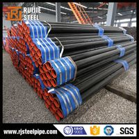ASTM A53 A106 carbon seamless steel pipe (SMLS)