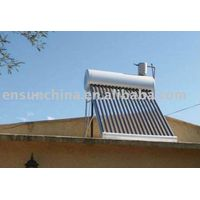 Most popular pre-heating solar water system made in China