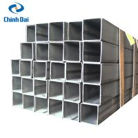 Structural Hollow Sections Galvanized Square Steel Pipe / Tube thumbnail image
