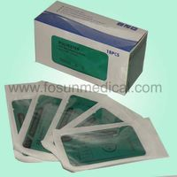 polyester  suture