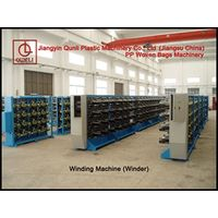 pp woven bag machinery - winder