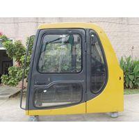 komatsu excavator PC200-6 cab cabin thumbnail image