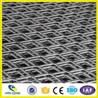 50mmX100mm opening expanded wire mesh sheet