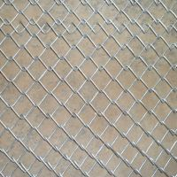 Galvanized Iron Chain Link Wire Mesh Fence For Stadium thumbnail image