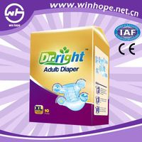 Winhope disposable adult diaper good quality available with competitive price