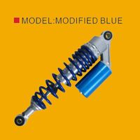 MODIFIFD BLUE shock absorber,motorcycle shock absorber for selling