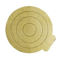 Gold Foil Cake Board (4, 6, 8, 10, 12, 14 inches)