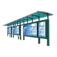 Bus Stop/Bus Shelter-GK-BS-12