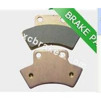 motorcycle&atv sintered brake pads for POLARIS
