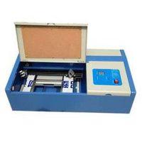ES-40B Mini Desktop Laser Engraving Stamp Machine thumbnail image