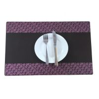Hot food silicone dining table mat silicone table plate mat