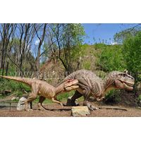 Running Dino Realasitic Dinosaur T-REX Model RD00101
