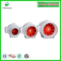 With 16 years experience backward circular in line duct fan