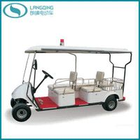 Golf Car CE Electric Ambulance Golf Buggy(LQJ030) thumbnail image