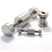OEM factory custom made precision machining mechanical parts cnc machining part CNC Lathe Parts, CNC