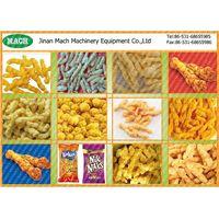 Corn Curls Snacks Production Line thumbnail image