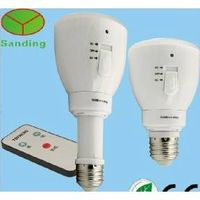 Multi-function rechargeable 3w emergency led bulb lamp thumbnail image