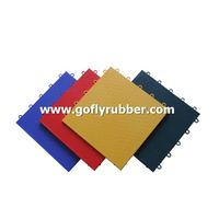Indoor Interlocking Sports Court Floor Tile
