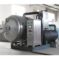 Plant vacuum freeze dryer in the dried fruit& vegetable processing thumbnail image
