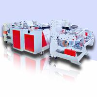 High speed rolling bag making machine thumbnail image