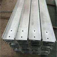 Hot dipped galvanized H beam