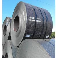 Diamond steel  checkered steel hot rolled steel